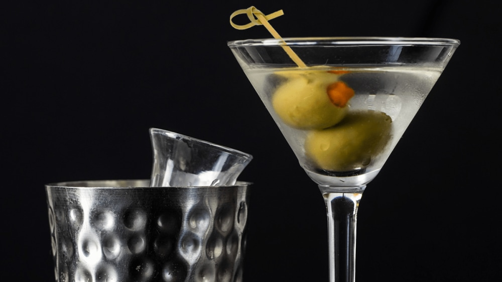 Image of FILTHY MARTINI