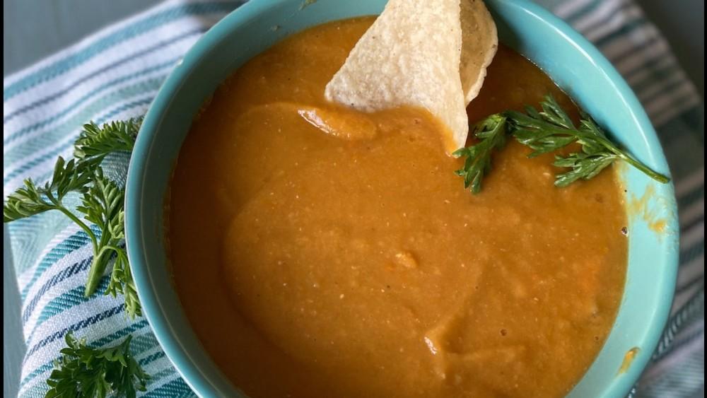 Image of Instant Pot Vegan Red Lentil Soup
