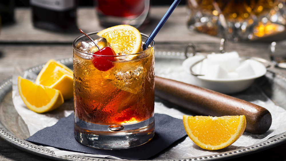 Image of BBQ OLD FASHIONED