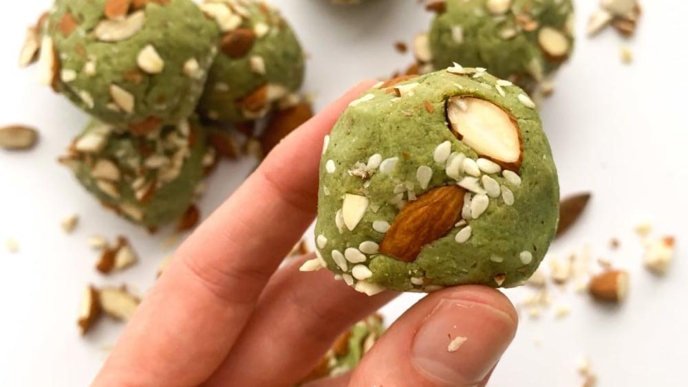 Image ofGreen Vegan Energy Balls