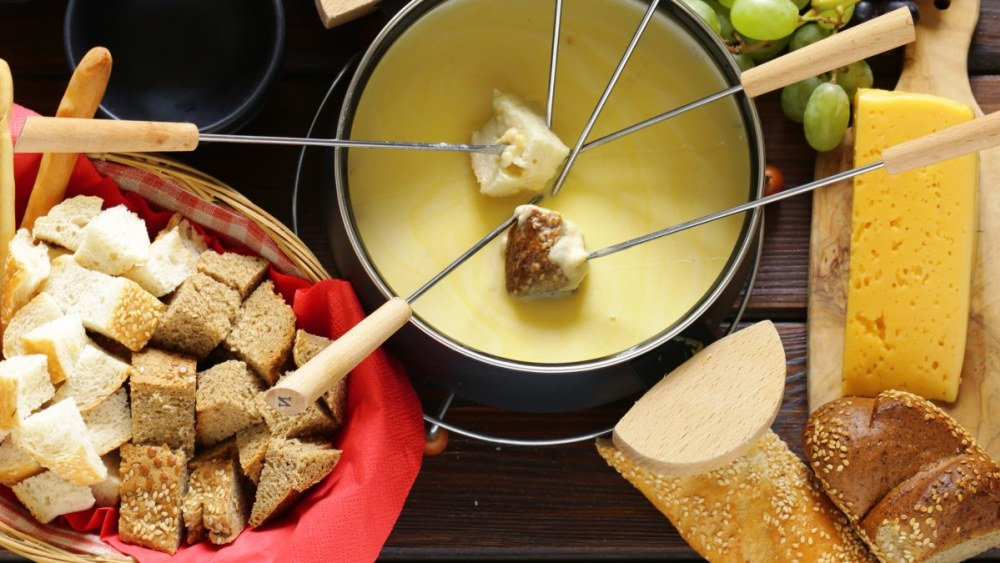 Image ofCheese Fondue