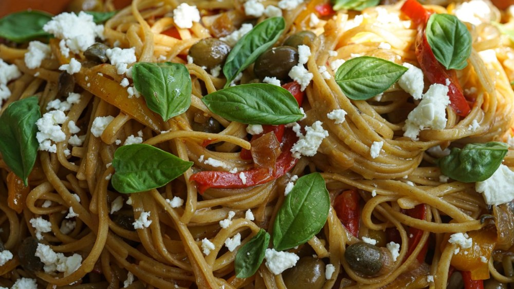 Image of Vegetarian Linguine
