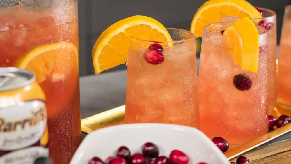 Image of Cranberry Rum Cocktail