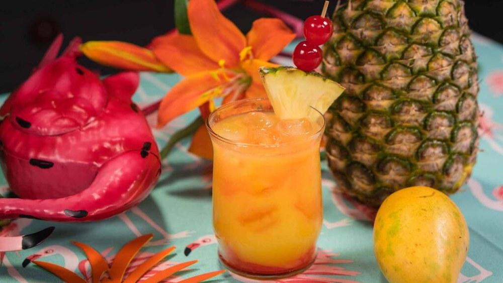Image of Mango Infused Rum
