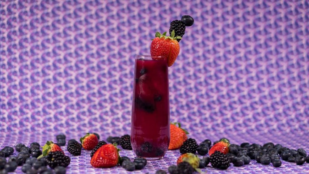 Image of Tri-Berry Infused Vodka