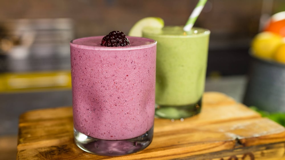 Image of Fresh Berry Smoothie