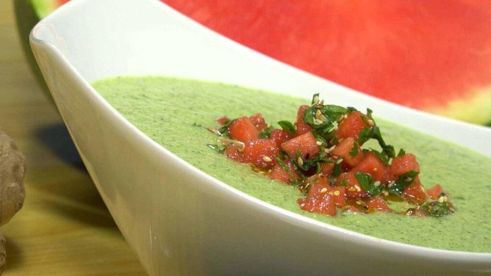 Image of Cucumber Watermelon Gazpacho