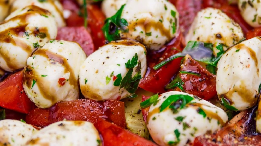 Image of Crazy Caprese Salad