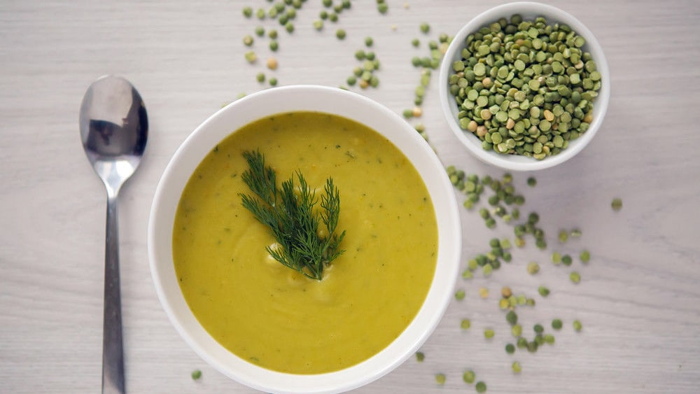 Image of Magical Split Pea Soup