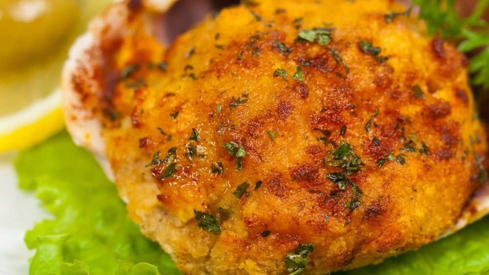 Image of Lobster & Lump Crab Cake
