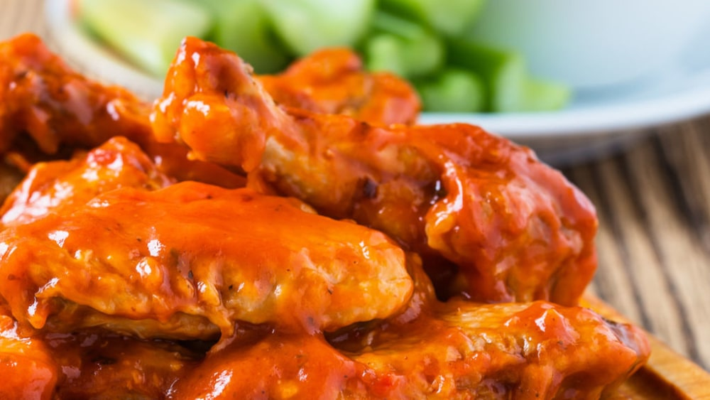 Image of Hot Wing Sauce