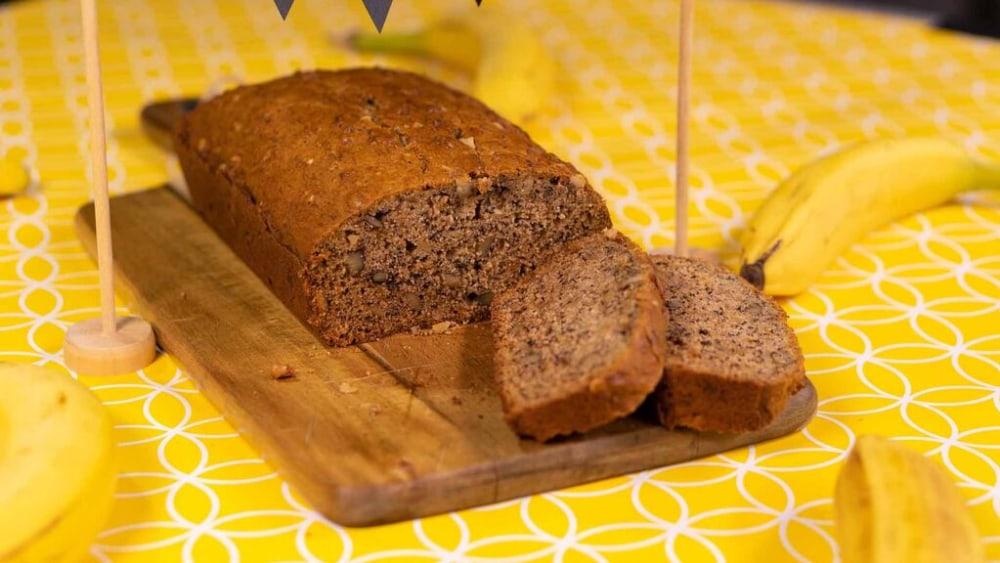 Image of Banana Walnut Bread