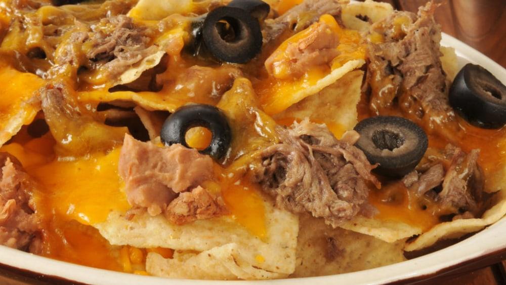 Image of Braised Beef Nachos