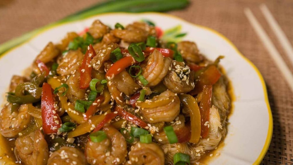 Image of Shrimp Stir-Fry