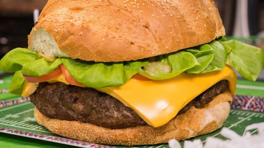 Image of 20 Pound Party Burger