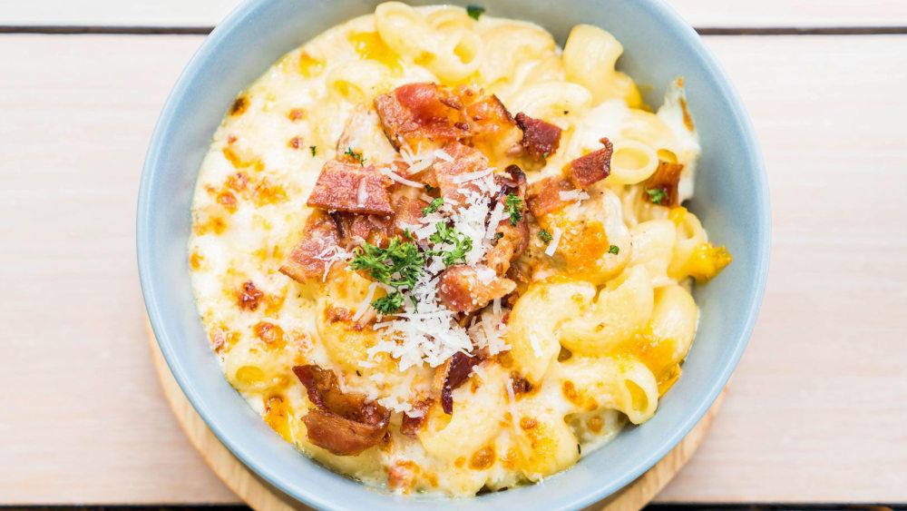 Image of Heady Bacon Mac & Cheese