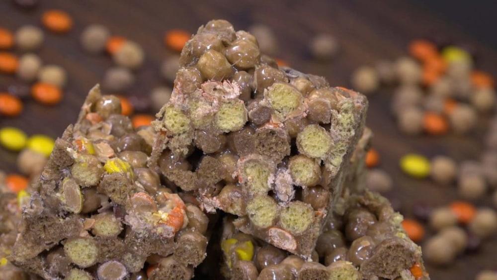 Image of Peanut Butter Marshmallow Treats