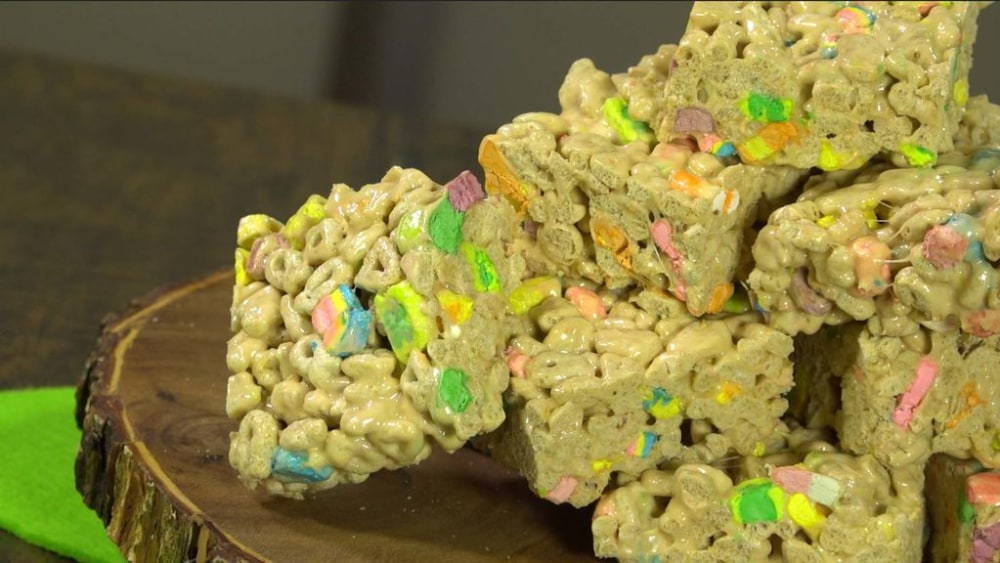 Image of Lucky Charms Treats