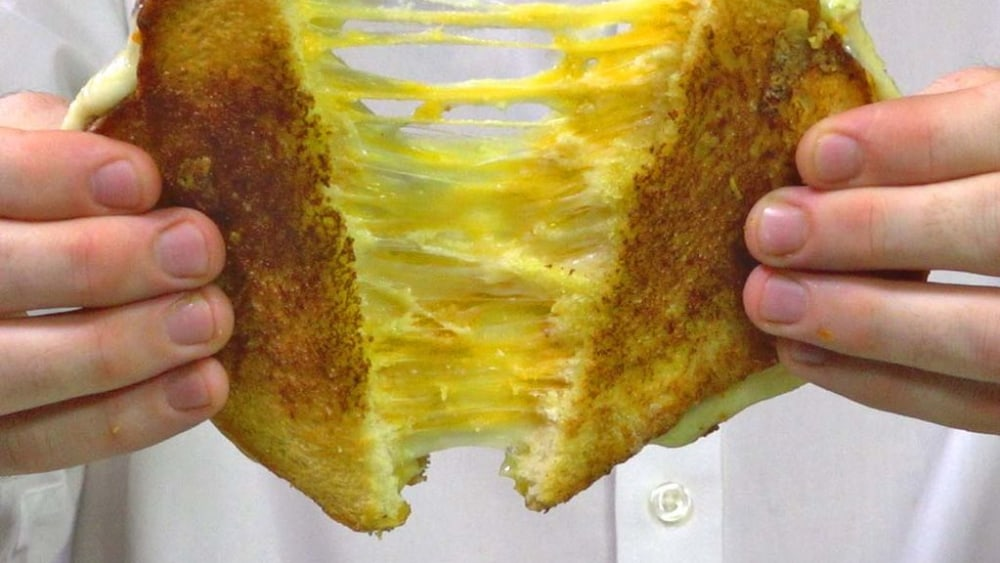 Image of Goofy Gooey Grilled Cheese
