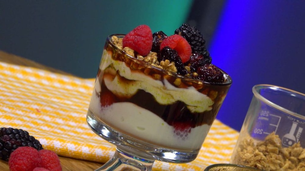 Image of Fresh Berry Parfait