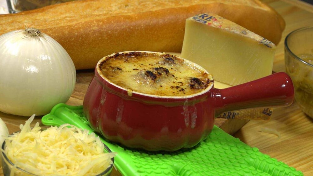 Image of Flying French Onion Soup