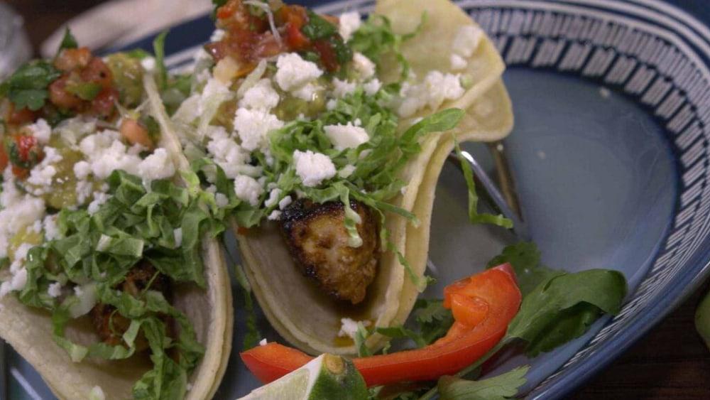 Image of Flyin' Fish Tacos