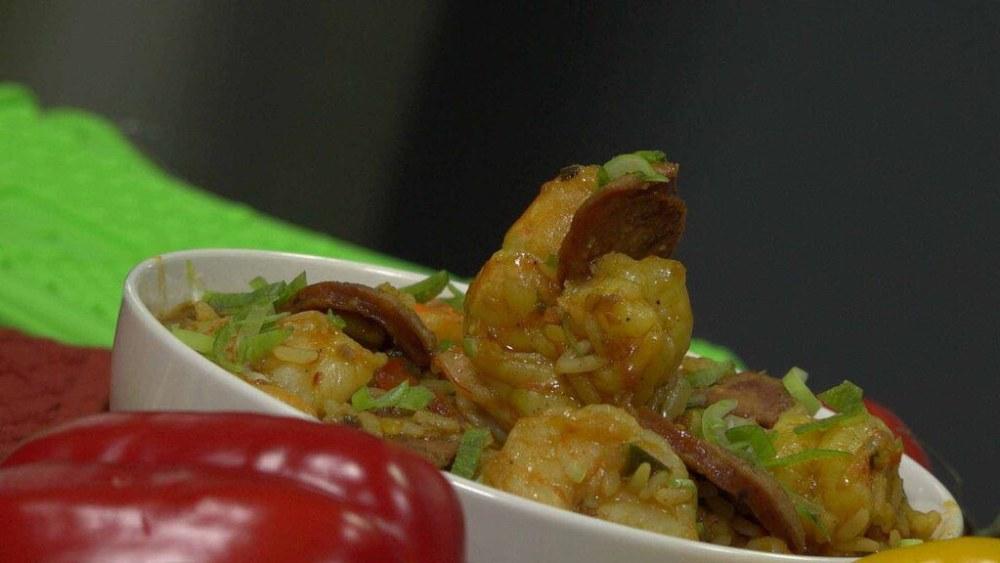 Image of Shrimp Jambalaya