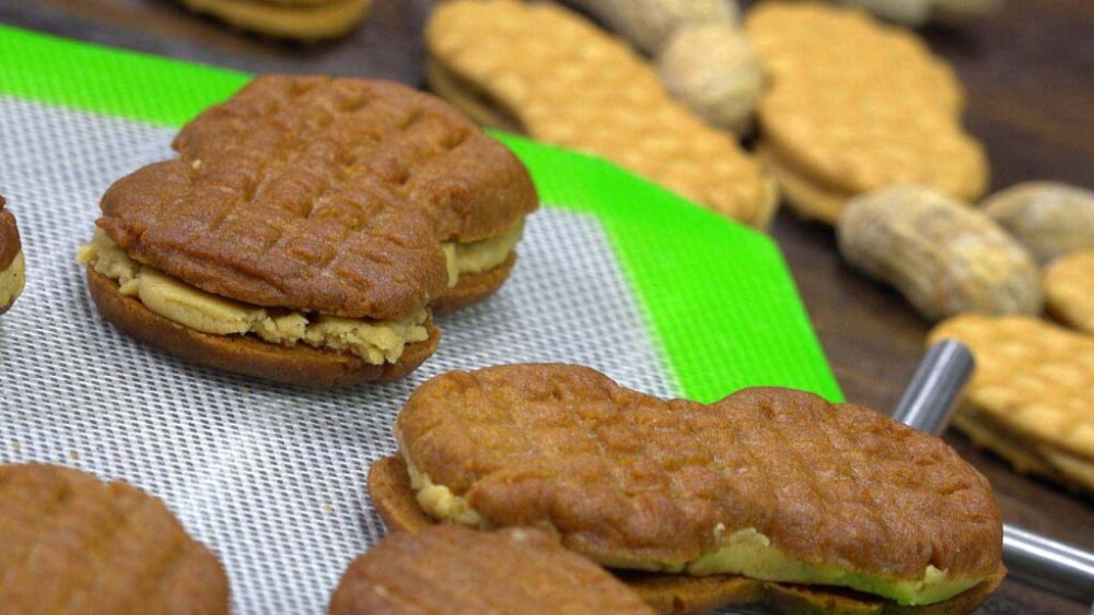 Image of Nutty Buddy Peanut Butter Cookies