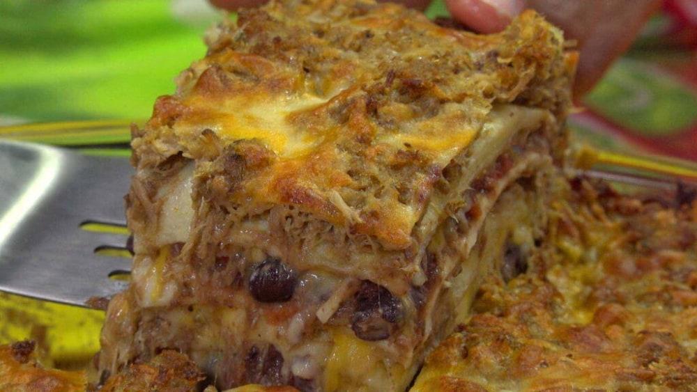 Image of Mojo Pork Lasagna