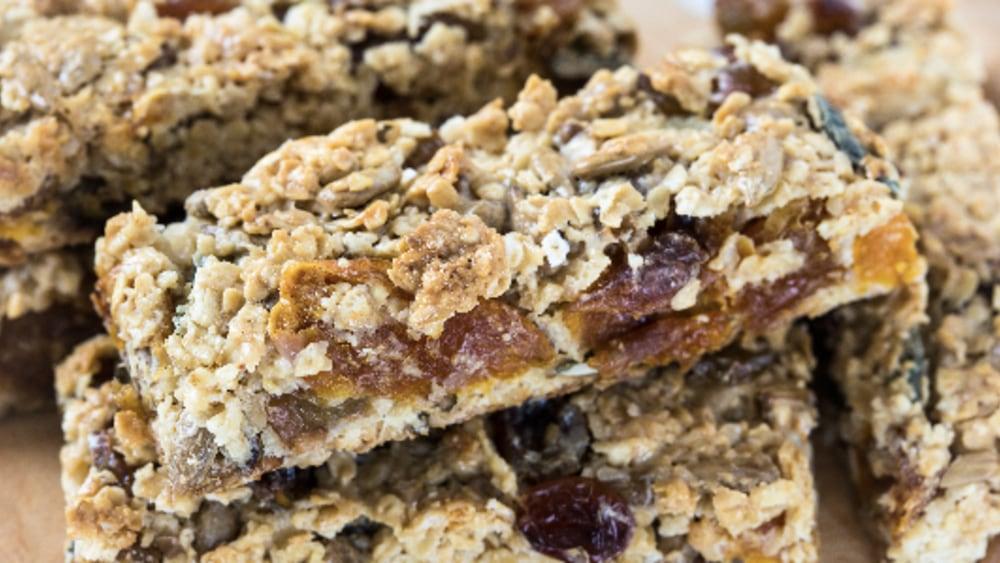 Image of Homemade Gluten-Free Granola Bars