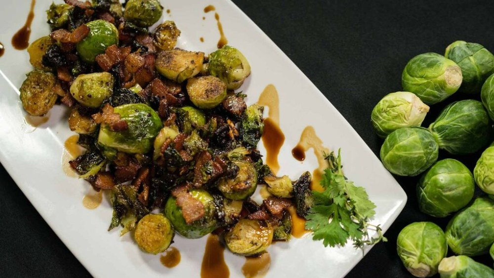 Image of Bacon Brussels Sprouts