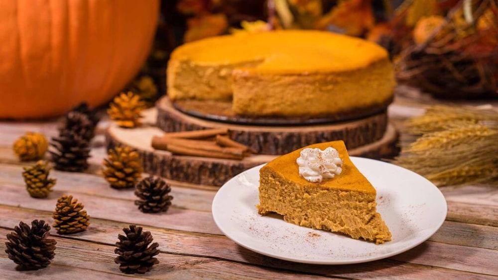 Image of Pumpkin Cheesecake