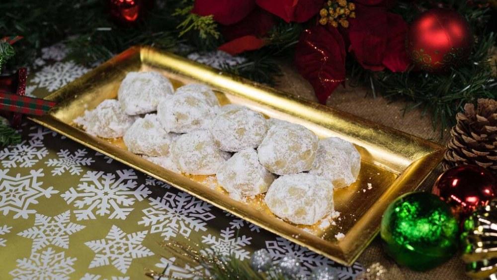 Image of Italian Wedding Cookies