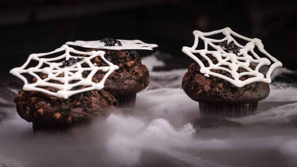 Image of Spider Web Chocolates