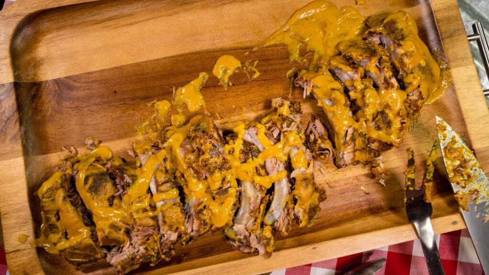 Image of South Carolina Mustard BBQ Sauce