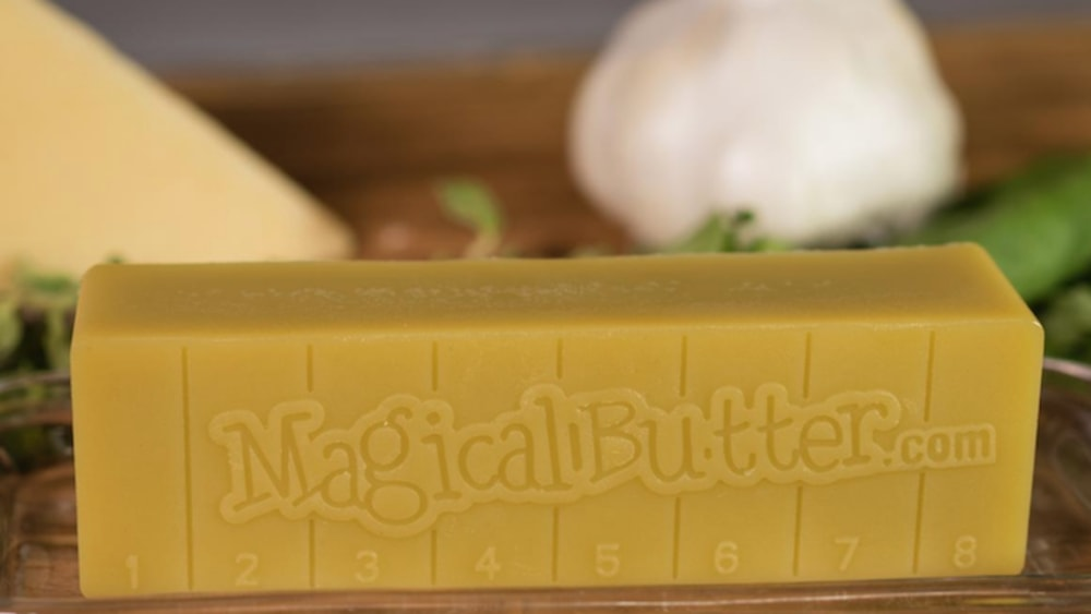 Image of Garlic Herbed Compound Butter