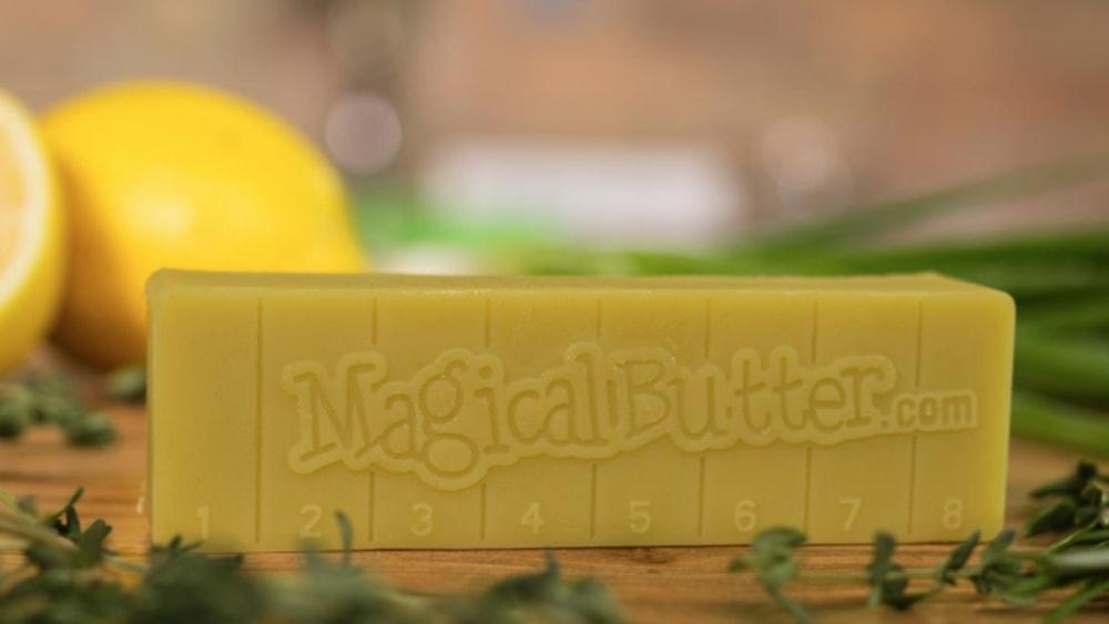 Image of Lemon Herb Compound Butter