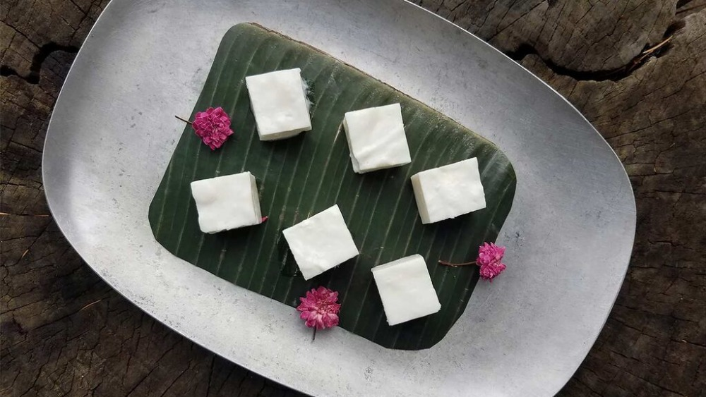 Image of Haupia (Hawaiian Coconut Pudding)