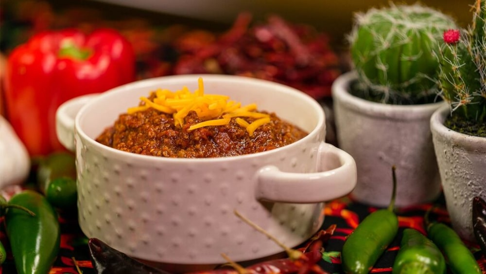 Image of Hearty Chili con Carne