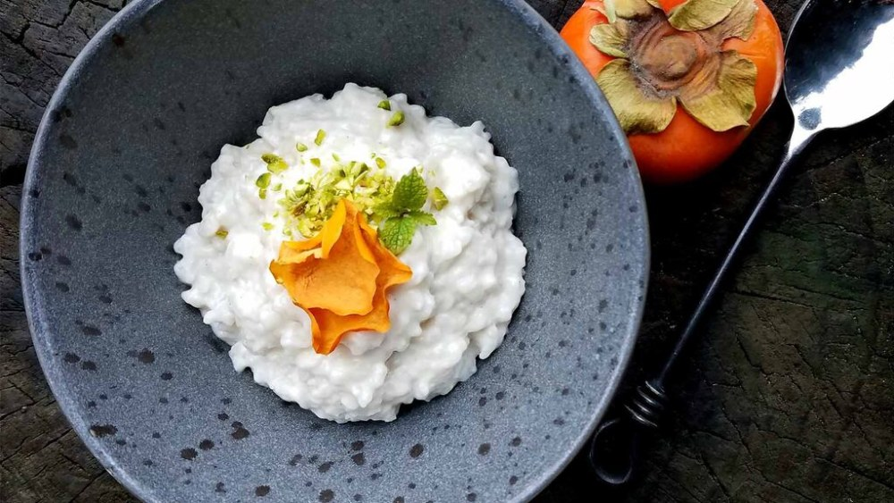 Image of Pineapple Express Arborio Rice Pudding
