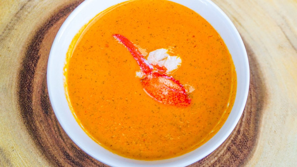 Image of Perfect Lobster Bisque