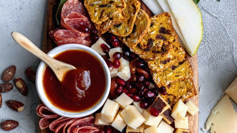 Image ofFall Charcuterie Board