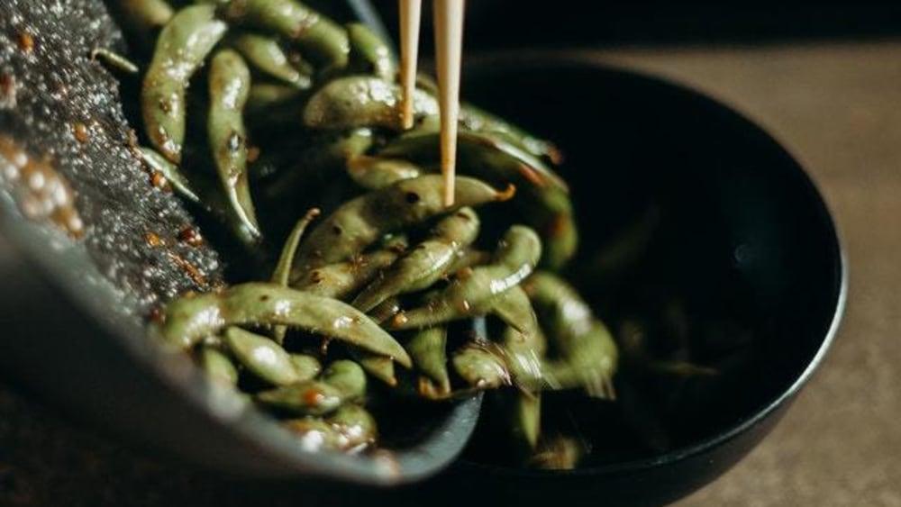 Image of Spicy Edamame