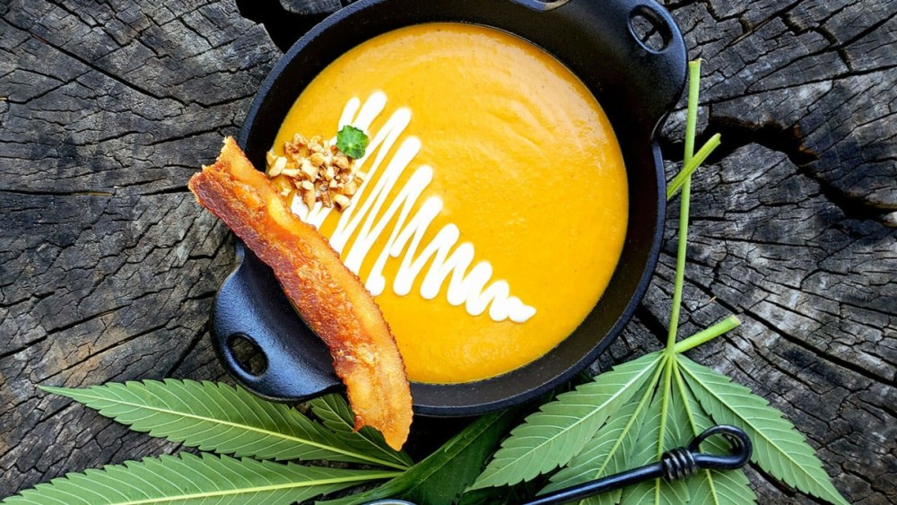 Image of Curried Sweet Potato Purée