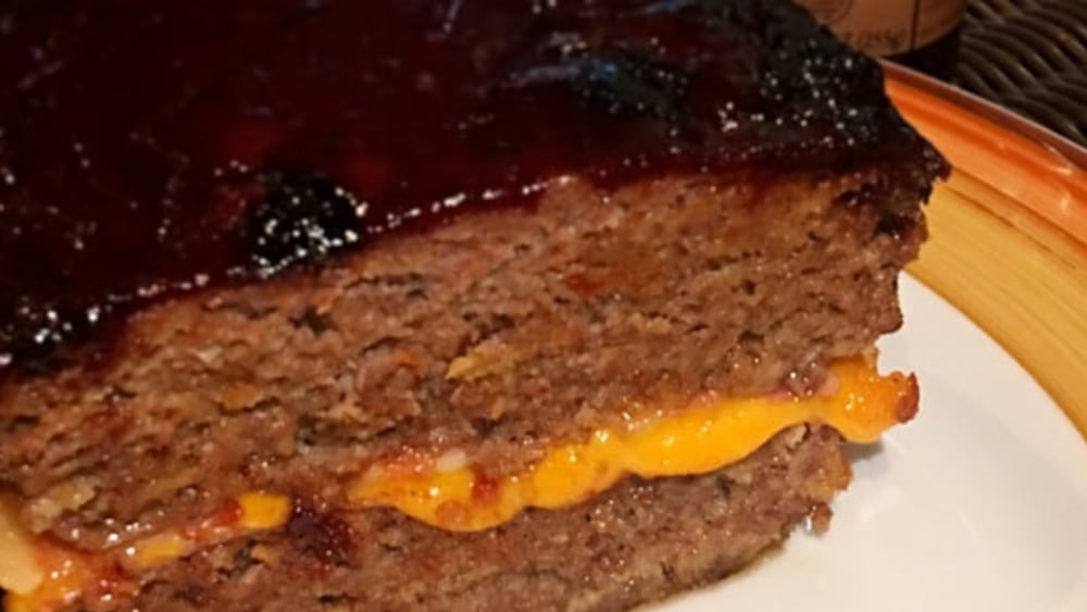 Image ofTexas BBQ Meatloaf