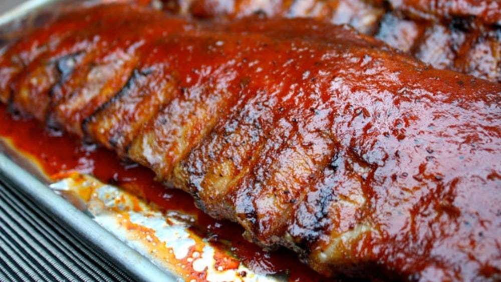 Image ofCowboy Style Slow Cooked Ribs