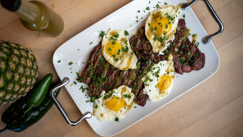 Image of Steak & Eggs