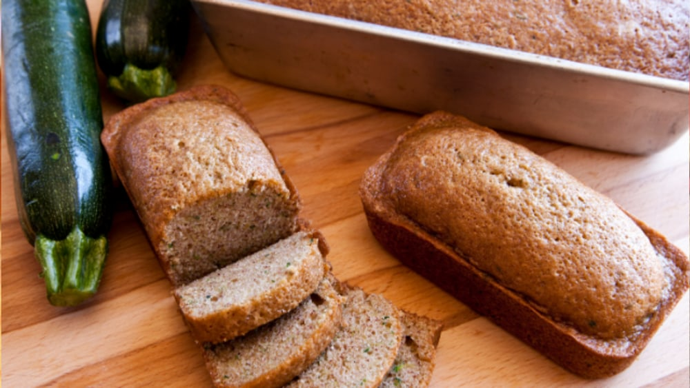 Image of Never Fail Zucchini Bread