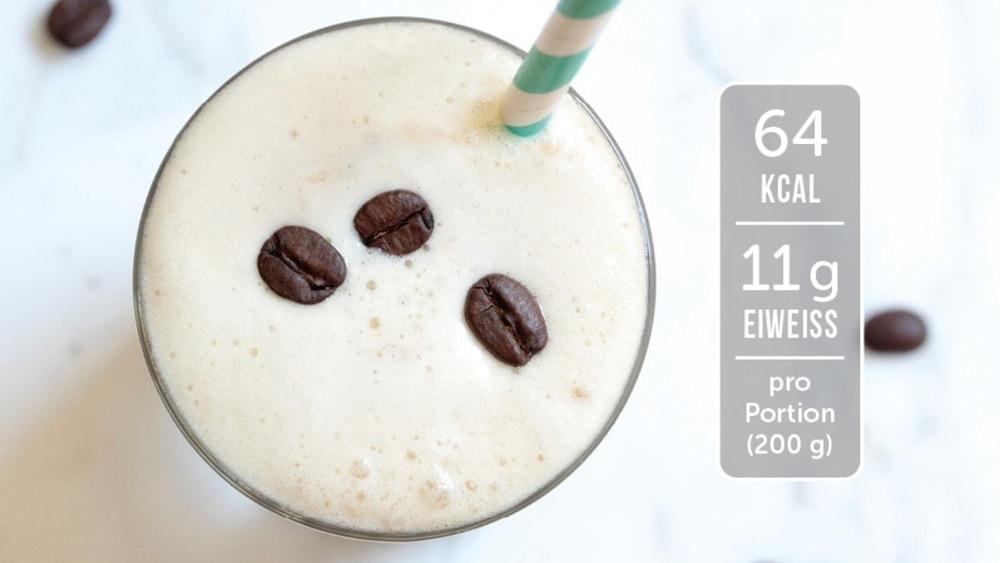 Image of Eiweiß-Shake á la Eiskaffee
