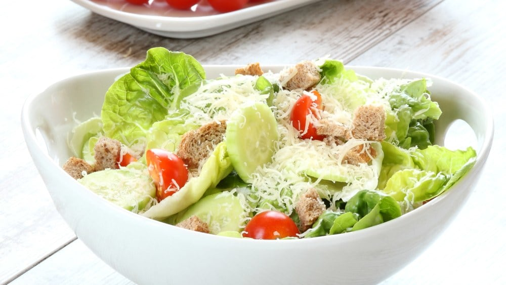 Image of Easy Caesar Dressing